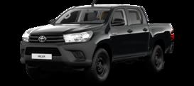 Toyota Hilux 2.4d MT6 (150 Л.С.) AWD Стандарт